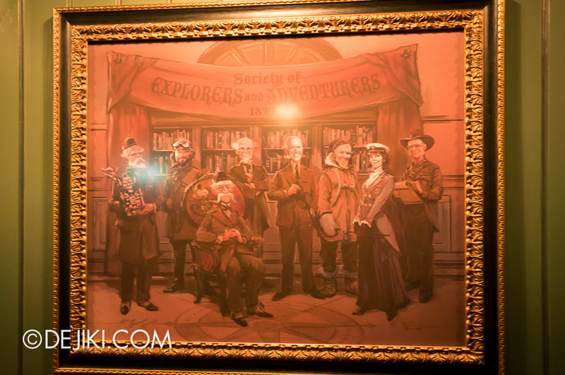 Mystic Manor - Society of Explorers and Adventurers 2