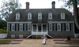 Alexander Purdie house -- Colonial Williamsburg 10-14-2011 264a