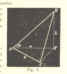 """British Library digitised image from page 81 of """"Proeve eener algemeene Kartografie"""""""
