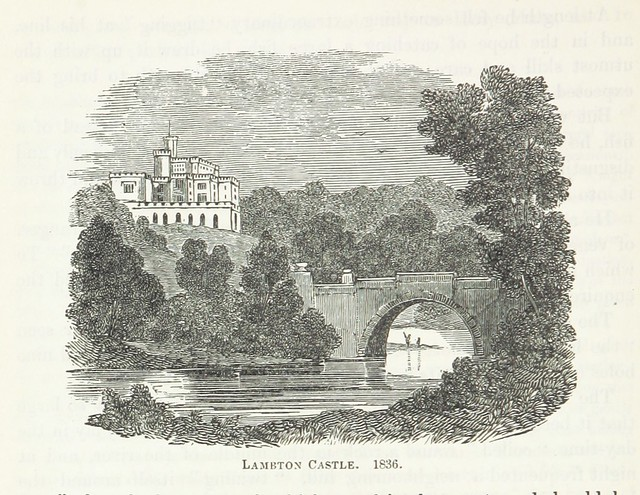 Lamb Bridge, near Lambton Castle