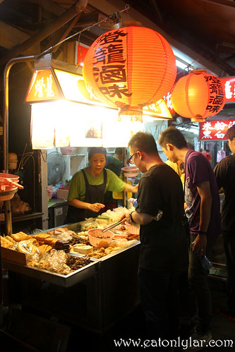 Lantern Hot Stew, Shida Night Market