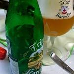 ベルギービール大好き!!トリプル・カルメリートKarmeliet Tripel