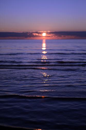 sunset beach sunrise ngc albania durres d600 nikonflickraward fabaphoto blinkagain