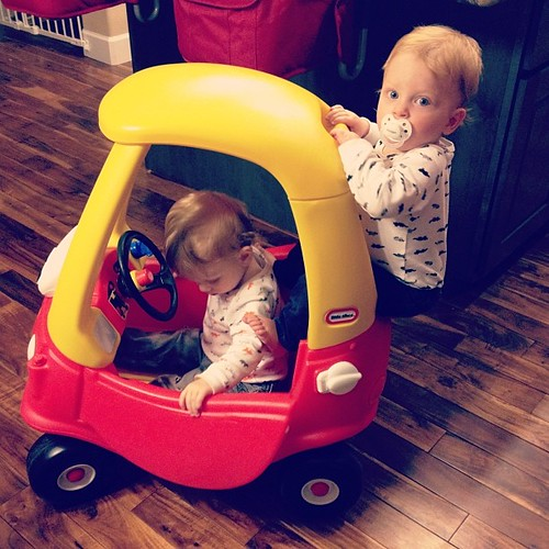 2 babies 1 cozy coupe