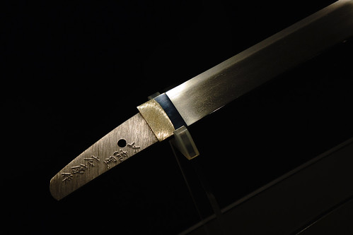 像這把刀身上的鍛肌, Pさま就很喜歡