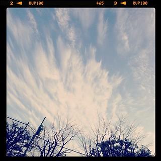 #sky #street