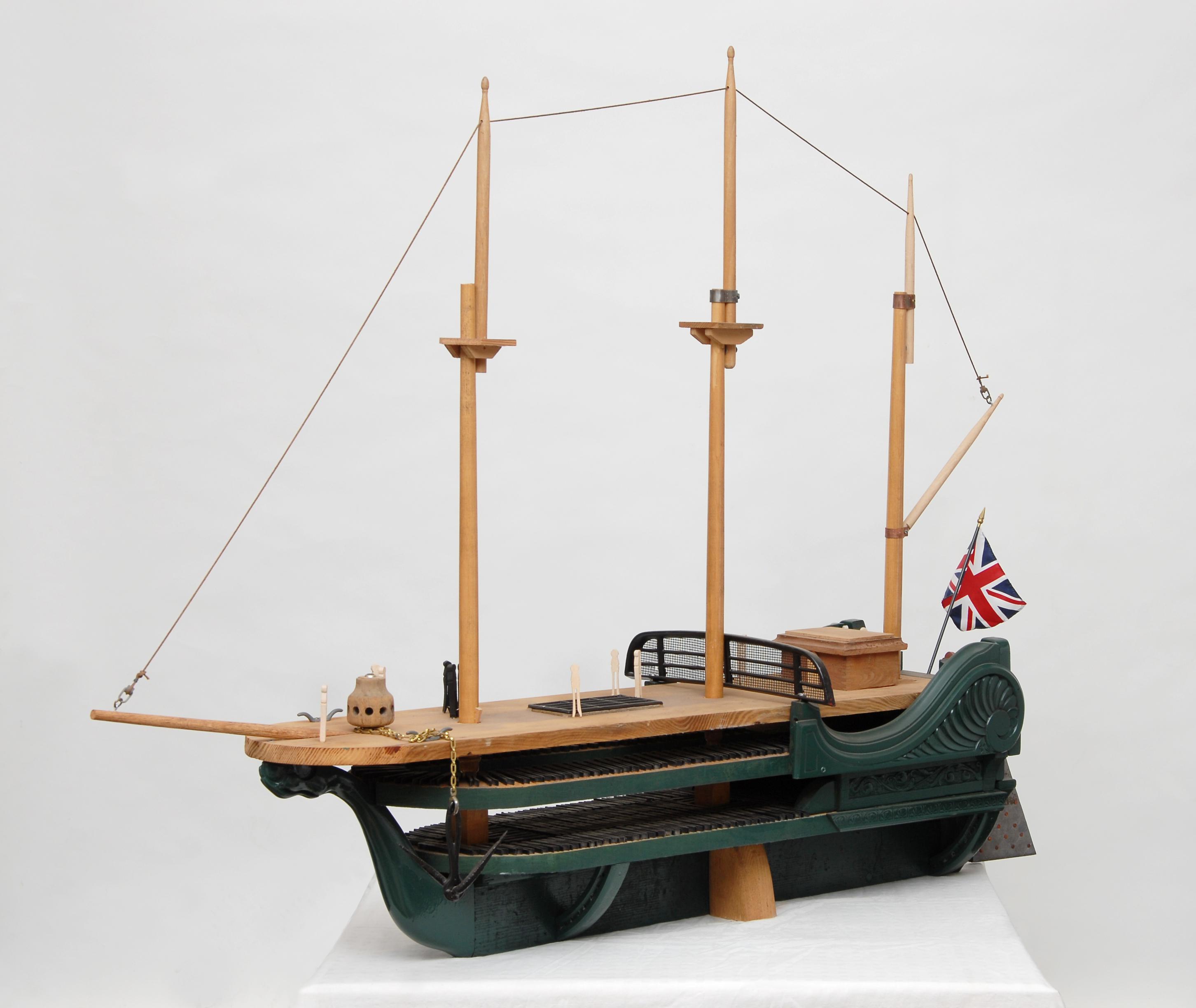 Slave Ship HMS Brookes