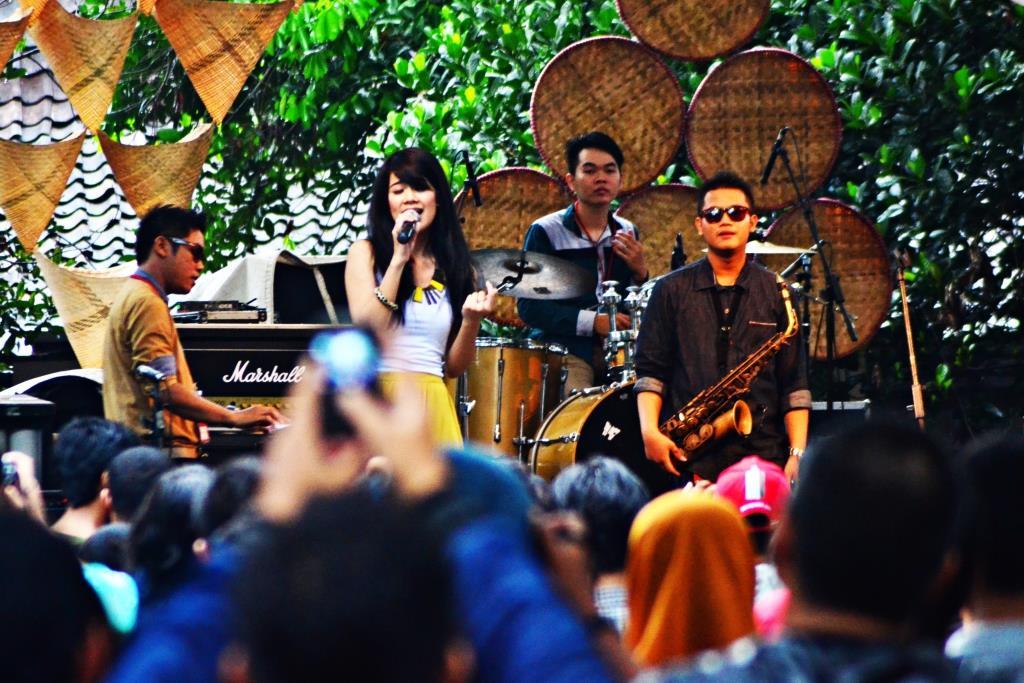 Ngayogjazz 2013 - Panggung