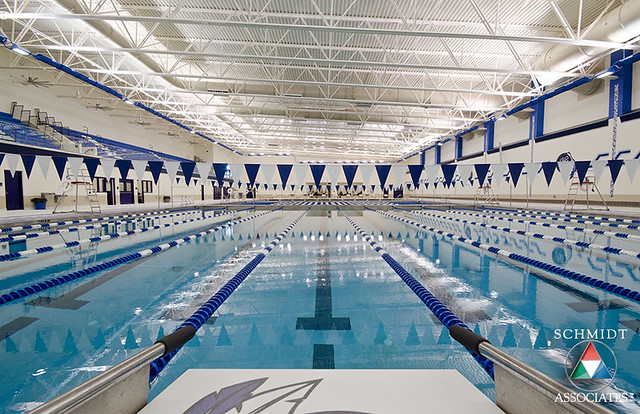 Lake Central High School New Pool Flickr Photo Sharing