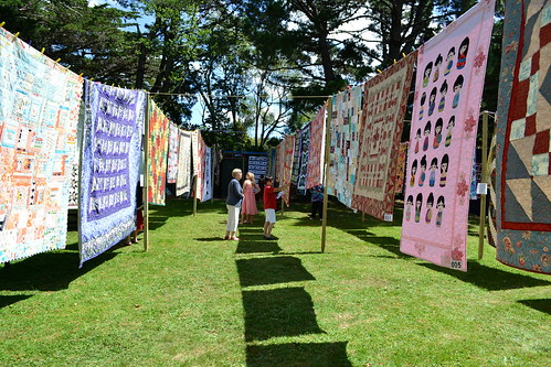 Stonestead Outdoor Quilt Festival
