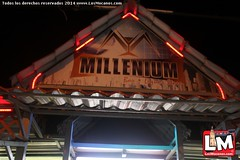 Sábado en Millenium Bar