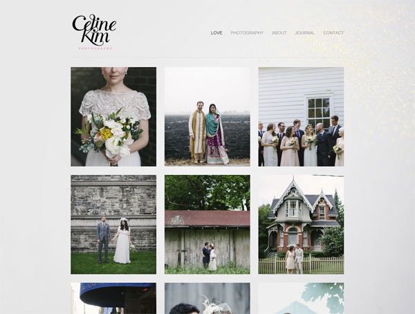 Celine Kim Photography - site update!