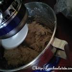 ©Vollkorn-Dinkelmischbrot mit Quark  Kneten (1)