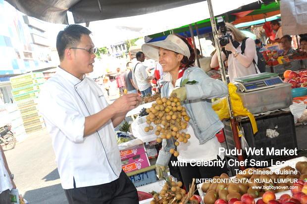 Chef Sam Leong Intercontinental Kuala Lumpur 7