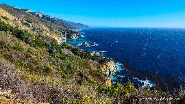 QUE VER EN EL BIG SUR EN CALIFORNIA