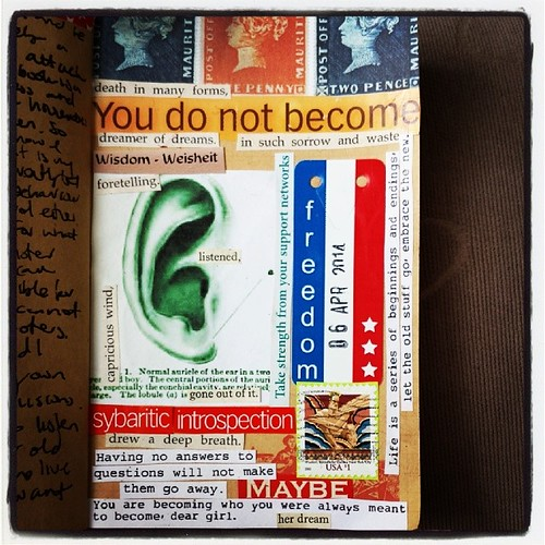 #weeklyreflections in my #artjournal