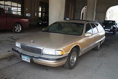 96 Buick Roadmaster Estate Collector's Edition