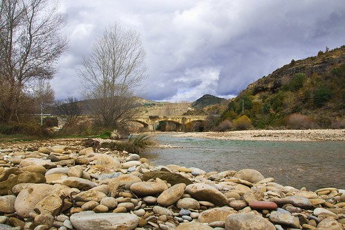 Río Arba de Luesia  **Zaragoza**