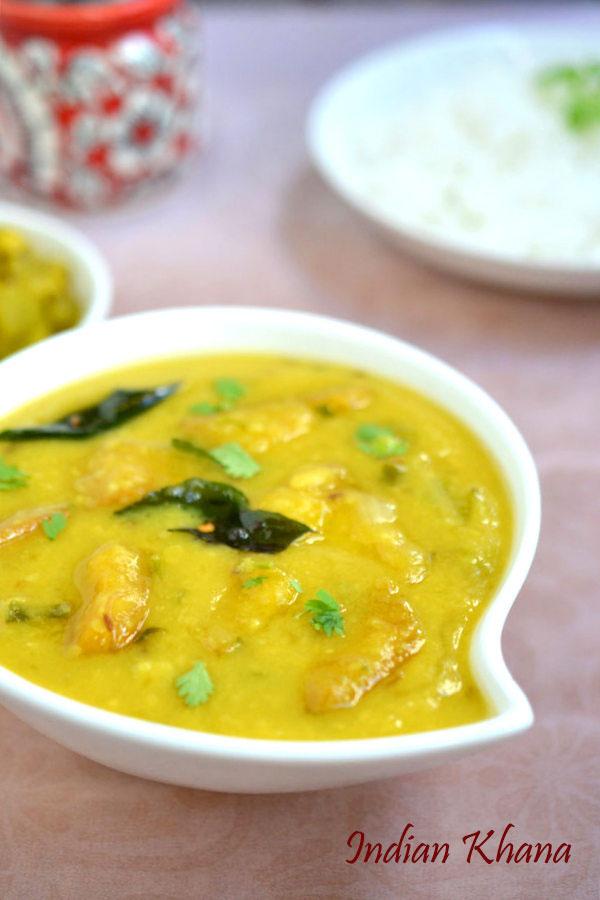 Ripen Mango Dal