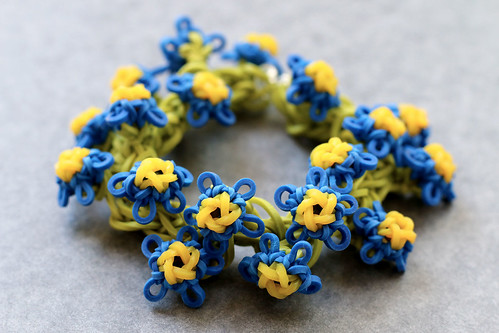 Forget-Me-Not-Bracelet