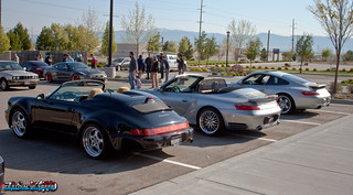 Porsche Generations