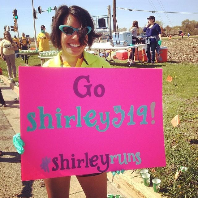 #seenonmyrun #shirleyruns