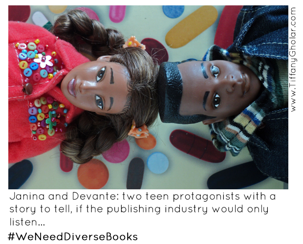 #WeNeedDiverseBooks - A Bitter Pill to Swallow