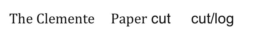 Paper Cut logo