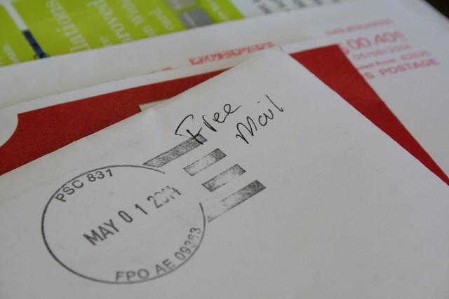 209/365 Free Mail