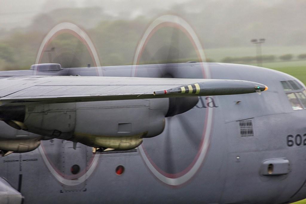 RCAF C130J Props