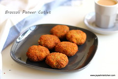 broccoli-paneer-cutlet