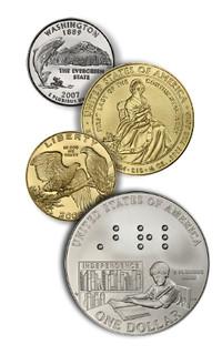 Susan Gamble Coins