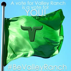 A vote for Valley Ranch is a vote for YOU! Come out to the 2015 Candidates Forum on Thursday, January 29th! Have a question? Great we want to know. Email us your questions to lifestyle@valleyranch.org.       #1DayAway #AVoteForValleyRanchIsAVoteForYou #Be