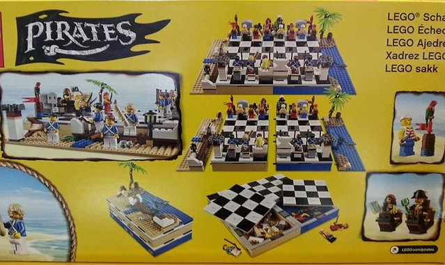 LEGO Pirates 40158 - Chess