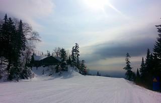 Mont-Tremblant, 18 février 2015.