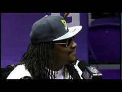 No Marshawn Lynch Super Bowl Media Day Transcript