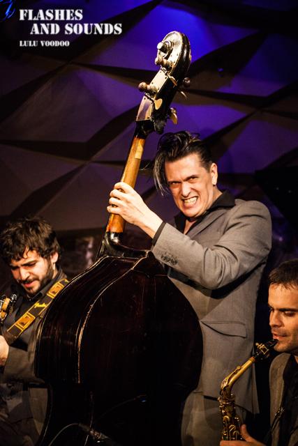 Ray Gelato & Barcelona Big Blues Band feat Sax Gordon, Dani Nel·lo & Dani Pérez01