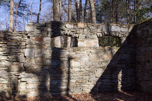 Building ruins - 3