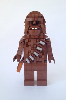 Chewbacca Midifigure