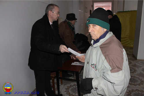 Конференция Светловодской городской организации Партии Пенсионеров Украины 28 января 2014 г. (5)
