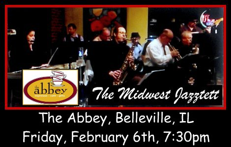 Midwest Jazztett 2-6-15