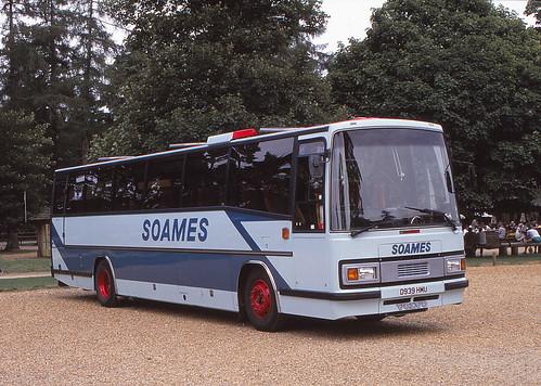 Soames D929 HMU