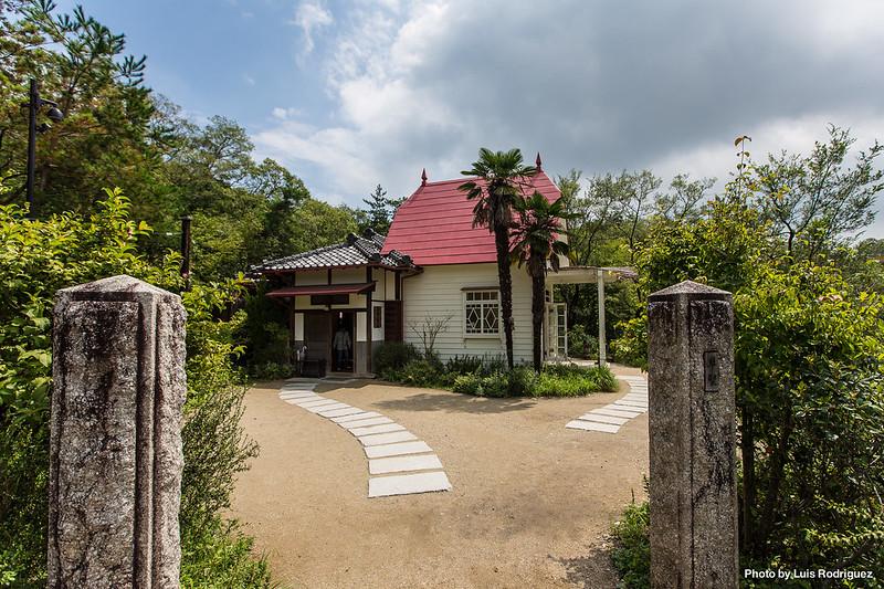 Casa de Satsuki y Mei en Japón
