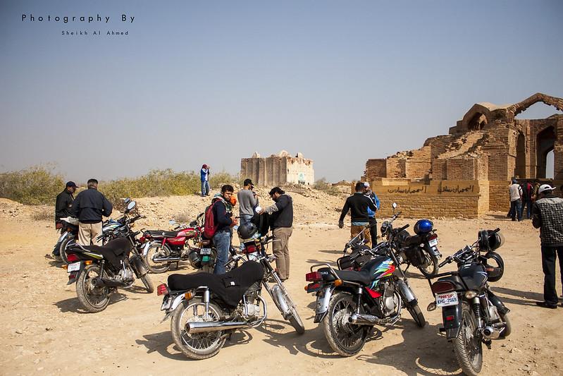 KTG Bikers short trip to makli graveyards thatta sindh - 16343632777 5dd1e56d05 c