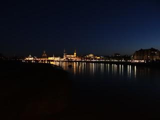 die Hütte in Dresden war schon fertig 0910