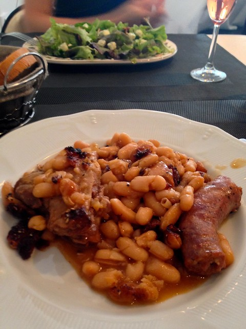 Cassoulet in Castelnaudary