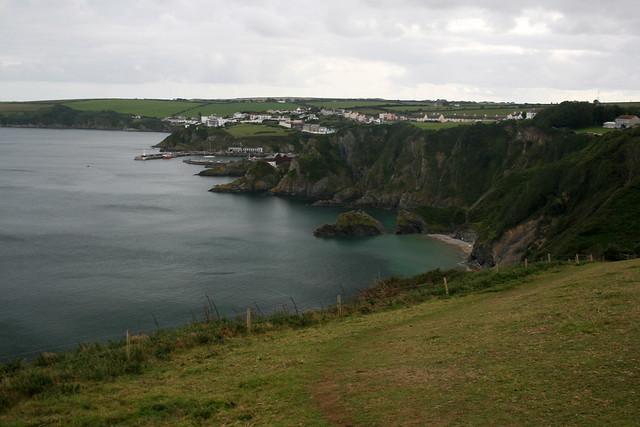 View to Mevagissey