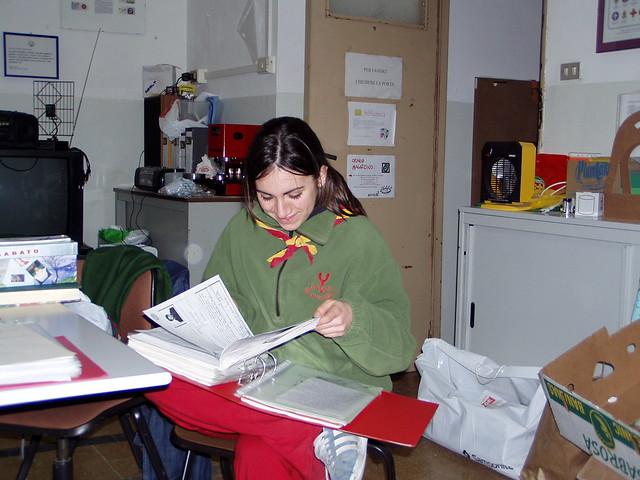 Costruzione Angoli di Ptg - A.S. 2002 - 2003