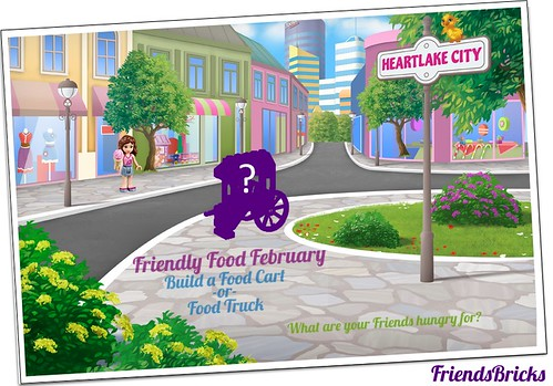 Friendly Food February - Building Challenge