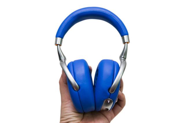 觸控、無線、智慧的 Parrot ZIK 2.0 無線耳機 (雅痞藍) 開箱測評 @3C 達人廖阿輝